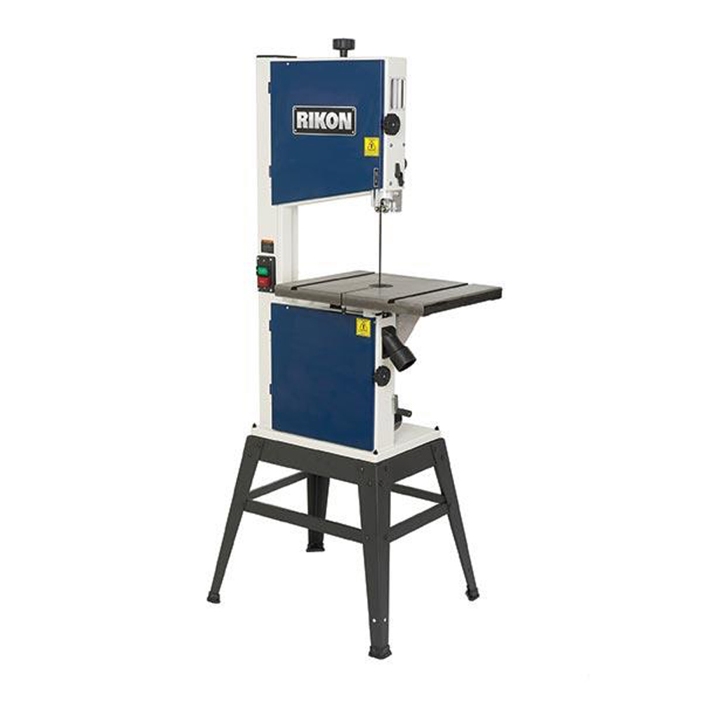Rikon power tools 10 321 open stand band saw 14 inch ct power tools Band saw table