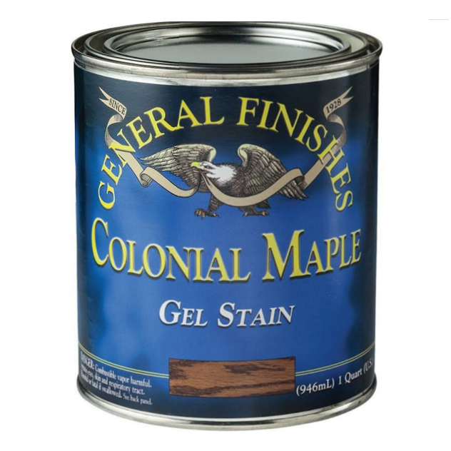 General Finishes Colonial-Maple