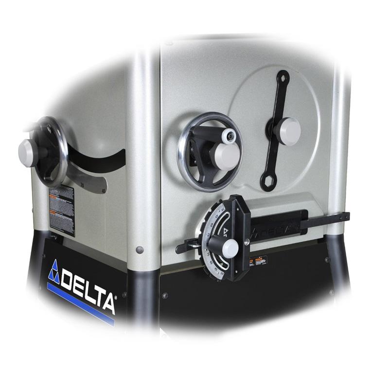 Delta Power Tools 36 5100 Delta 10 Inch Left Tilt Table