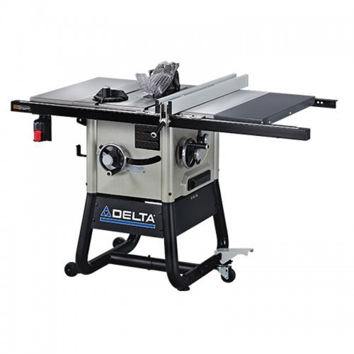 36-5100 Delta 10-Inch Left Tilt Table Saw with 30-Inch