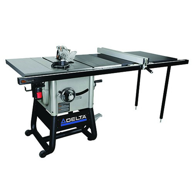 36-5152 Delta Left Tilt Table Saw with 52-Inch RH Rip, 10-Inch