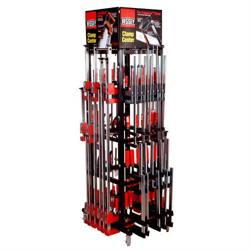 Bessey Mdr 69 Woodworking Top Seller Clamp Set Ct Power Tools