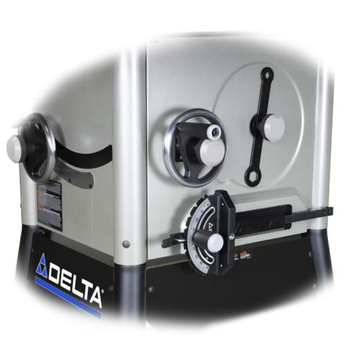 Delta 36-5000 10-Inch Left Tilt Contractor Saw