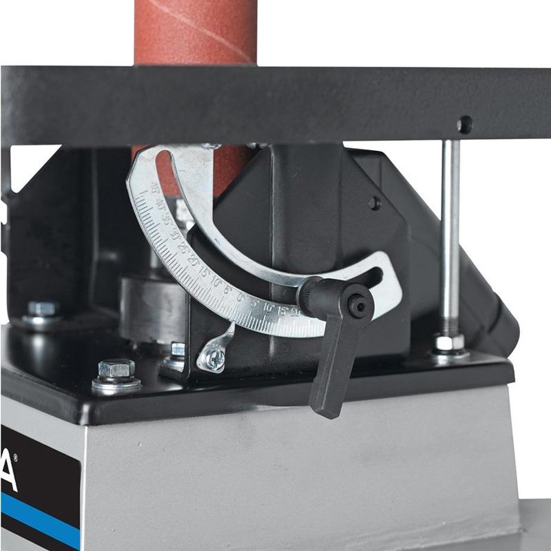 Delta Woodworking 31 483 Heavy Duty Oscillating Bench Spindle Sander 1 2 Hp 115 Volt Ct