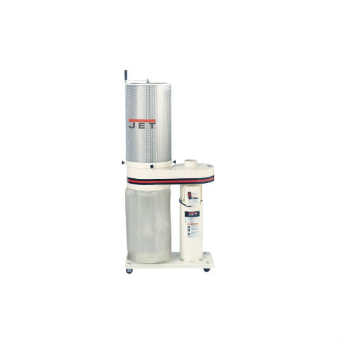 Jet 708642ck 650 Cfm Dust Collector With 2 Micron Canister